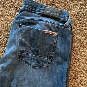 Men's Hudson jeans